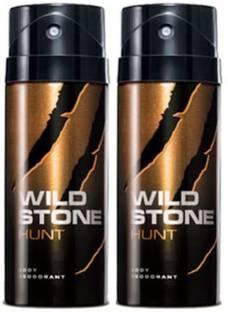 Wild Stone Hunt Deodorant Spray Combo Set