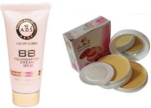 ads BB Cream (SPF-20) / Compact Powder