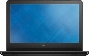 Dell Inspiron 14 APU Quad Core A8 - (4 GB/1 TB HDD/Windows 8.1/2 GB Graphics) X565904IN9 5455 Notebook  (14 inch, Black, 2.4 kg)