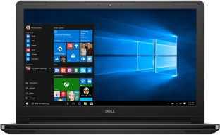Dell Inspiron APU Quad Core A10 - (8 GB/1 TB HDD/Windows 10 Home/2 GB Graphics) Z566120HIN9 5555 Notebook  (15.6 inch, Black, 2.3 kg)