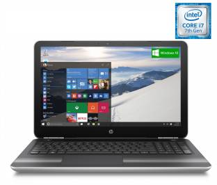 HP Core i7 7th Gen - (8 GB/1 TB HDD/Windows 10 Home/4 GB Graphics) Y4F81PA 15-au118TX Notebook