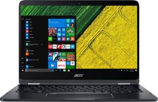 acer Spin 7 Core i7 7th Gen - (8 GB/256 GB SSD/Windows 10 Home) SP714-51 Laptop