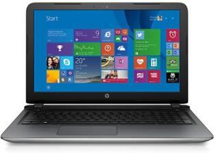 HP Pavilion Core i5 5th Gen    4  GB/1 TB HDD/Windows 10 Home/2  GB Graphics  15 ab205tx Laptop