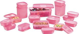 MasterCook - 200 ml, 330 ml, 1630 ml, 150 ml, 500 ml, 700 ml Polypropylene Multi-purpose Storage Container