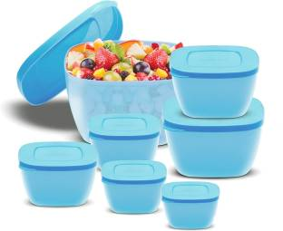 BmsLifestyle shine - 100 ml, 200 ml, 250 ml, 500 ml, 800 ml, 1350 ml, 2000 ml Plastic Multi-purpose Storage Container