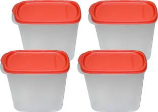 Tupperware Smart Saver - 1100 ml, 1700 ml Polypropylene Food Storage