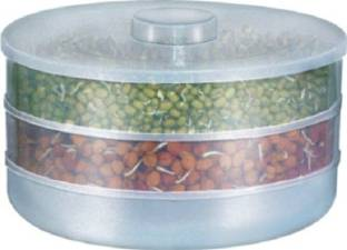 Moforce Sprout Maker - 1 L Plastic Food Storage