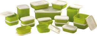 MasterCook - 200 ml, 330 ml, 1630 ml, 150 ml, 500 ml, 700 ml Plastic Food Storage