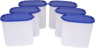Tallboy Space Saver Modular 6pc - 1800 ml Plastic Multi-purpose Storage Container