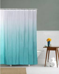Home PVC Shower Curtain 200 Cm 64ft Single