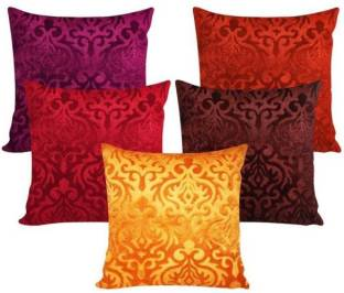 Sofa Cushion Cover Online India: StyBuzz Floral Cushions Cover   Buy StyBuzz Floral Cushions Cover    ,