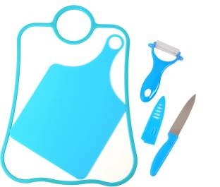 Chrome 3728-4Blue Blue Kitchen Tool Set