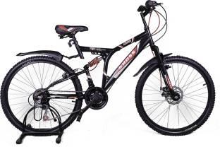 "Kross K40 26"" Ms Disk 18Spd Matt Black 401040 Mountain Cycle"