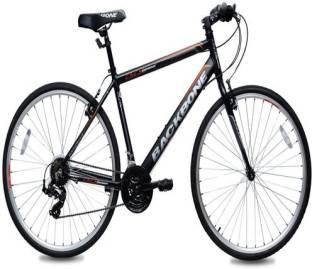 LA Sovereign Back Bone 700C 18 Speed 700C0HYB02 Hybrid Cycle