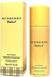 burberry spray okxn  Burberry Weekend Deodorant Spray