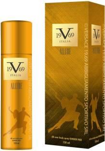 f15d5ba3d603d V 19.69 Italia presented by Versace 19.69 Abbigliamento Sportivo SRL -  ALLURE Deodorant Spray - For