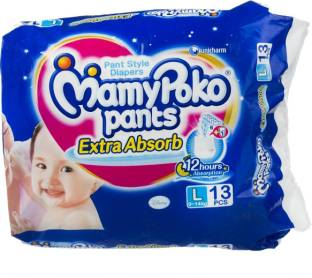 Mamy Poko Premium - Extra Absorb - Large