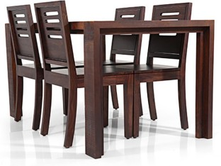 Urban Ladder Capra Solid Wood Dining Chair