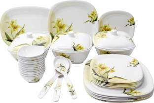 florida Pack of 34 Dinner Set