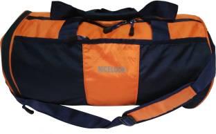 39a117ccc3 Bendly 17 inch 43 cm Round Gym Travel Duffel Bag Lt. Blue - Price in ...