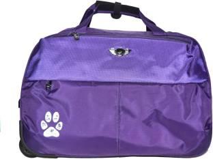 94494b2c13d2 American Tourister 26 inch 67 cm Aegis Plus Duffel Strolley Bag ...