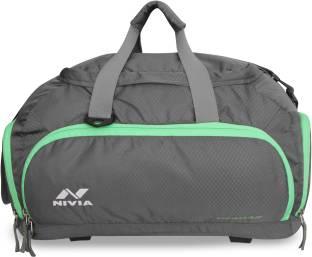 Nivia Carrier 3 Multi Purpose Bag Travel Duffel Bag
