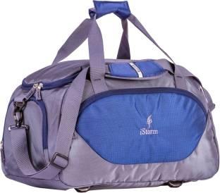 01e8407324d5 Suntop Alive Travel Gym Fitness Travel Duffel Bag Pink   Purple ...