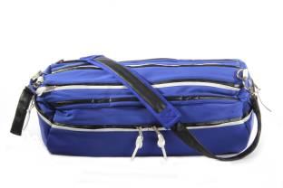 905da723b8cc Harp 12 inch 30 cm (Expandable) Dallas Travel Duffel Gym Bag