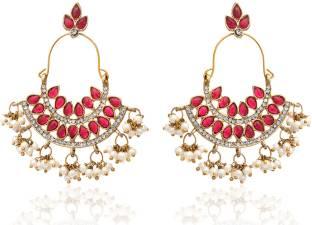 Chandelier Earrings - Buy Chandelier Earrings online at best ...