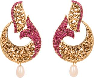 Touchstone Princess Delight Alloy Drop Earring
