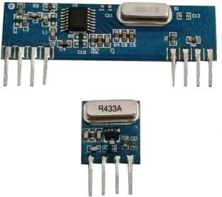 Robokart RF transmitter and receiver(434 MHz) pair for Arduino