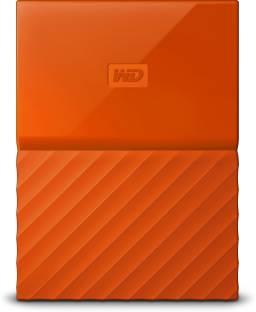 WD मेरे पासपोर्ट 1 टीबी वायर्ड बाहरी हार्ड डिस्क ड्राइव
