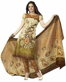 7colors Cotton Printed Salwar Suit Dupatta Material