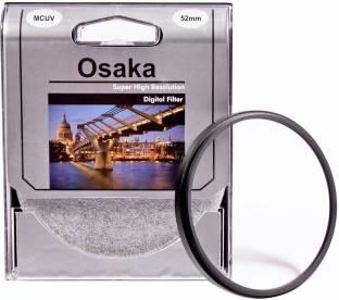 OSAKA 52 mm Multi Coated UV Filter ( 4 Layer Coated ) UV Filter