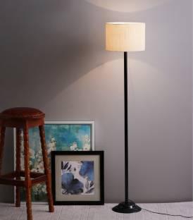 Floor lamps buy floor lamps online at best prices in india beverly studio column floor lamp mozeypictures Gallery