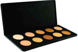 COLORESSENCE High Definition Make-up Base Pallate  Foundation