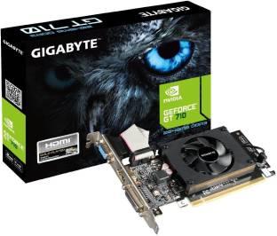GIGABYTE NVIDIA GV-N710D3-2GL 2 GB DDR3 Graphics Card