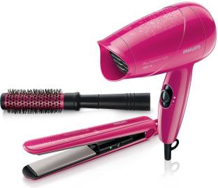 Philips Miss Fresher's Styling Kit HP8647/40 Hair Dryer
