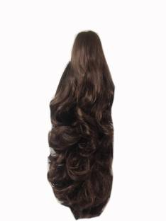 Ritzkart Womens Half Wig Original Human Hi Quality Hair Extension ... 622dc6c5bc
