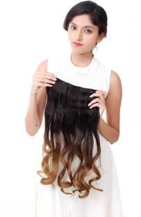 Ritzkart Half Mix Highlighter Extension Hair Extension