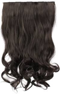 Hair extensions store online buy hair extensions products online offersspecial price majik curly synthetic long natural black hair extension pmusecretfo Gallery