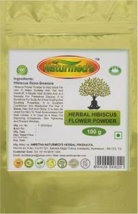 Naturmed's HERBAL HIBISCUS FLOWER POWDER