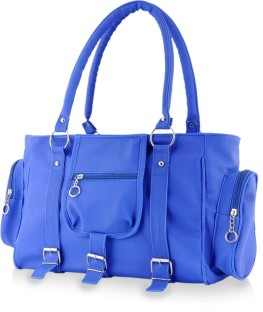 Alia Hand Held Bag Blue At Rs 299