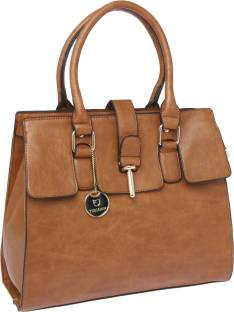 Buy Fur Jaden Tote Tan Online   Best Price in India  51c9da8cd99c7