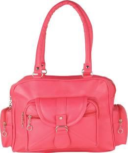 Ritupal COLLECTION Women Pink Satchel