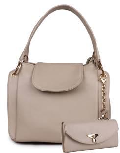 Buy Voylla Hand Held Bag Brown Online Best Price In India