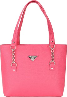 Siddharth Sanya Hand Held Bag Pink At Rs 295