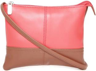 Buy Dressberry Sling Bag Pink Online @ Best Price in India ...