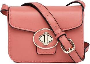 Buy Dressberry Sling Bag Pink Online @ Best Price in India ...