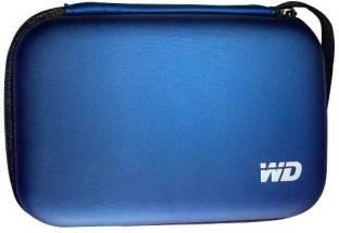 PI World WD-Dark Blue 2.5 inch External Hard disk Case pouch Cover 2.5 inch External Hard disk Case